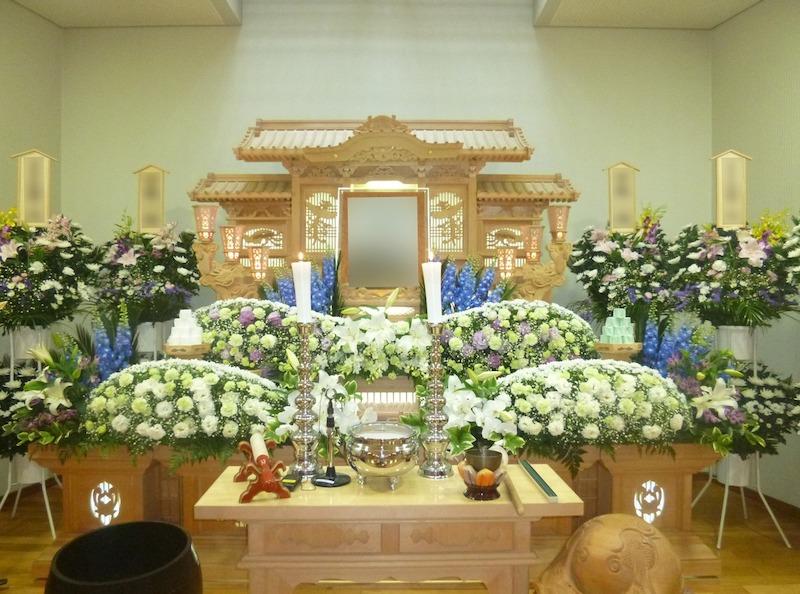 ヘキサホール・きぬ 家族葬