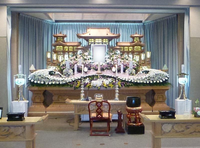 きぬ聖苑 一般葬