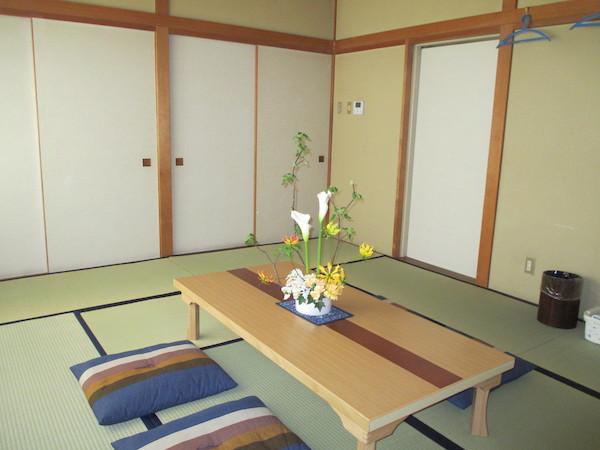宿泊施設(5名様まで)